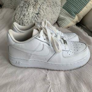 Nike Air Force 1 Kids Size 3.5 (same as women's 5)